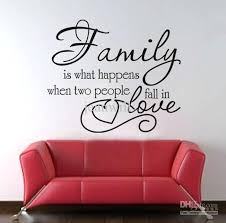 wall saying decor shocking ideas wall sayings decor family pic