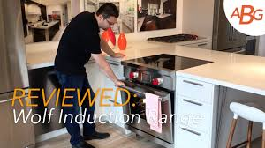 Miele 36 Induction Cooktop Wolf Induction Range Review Ir304pe S New For 2016 Youtube