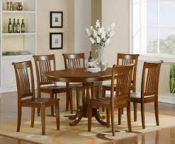Dining Table And Six Chairs Kitchen Countertops Contemporary Dining Table Pedestal Kitchen