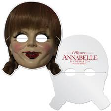 annabelle movie giveaway win playing cards bag mug mask and t