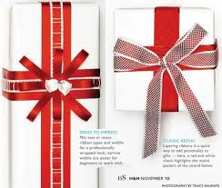 gift wrapping ribbon ribbons and gift wrapping techniques at home with vallee