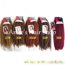 colors of marley hair kanekalon braiding hair color 33 best hair color inspiration 2018