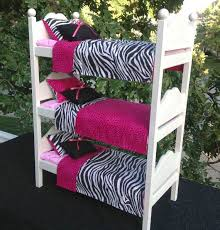 Best American Girl Doll Furniture Images On Pinterest Doll - Dolls bunk bed
