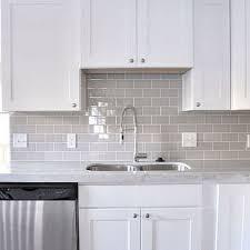 white shaker kitchen cabinets backsplash 55 all about white shaker kitchen cabinets farmhouse subway