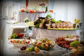 wedding meal wedding buffet wedding sit down meal