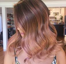 rose gold lowlights on dark hair 65 rose gold hair color ideas for 2017 rose gold hair tips