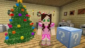 minecraft christmas lucky block challenge eps9 36 youtube