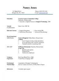 Central Service Technician Resume Sample by Astonishing Surgical Technologist Resume 9 Nice Design Surgical