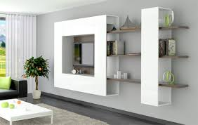 Tv Unit Furniture With Price Modern Wall Units Wall Shelving Units Tv Stands High Gloss