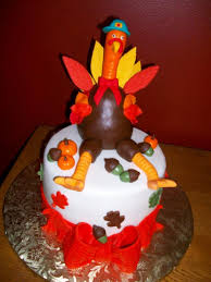 23 awesome thanksgiving turkey cake designs walyou
