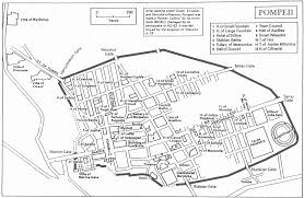 Map Of Pompeii Italy by Powerschool Learning Library 8th Grade Pompeii And Herculaneum