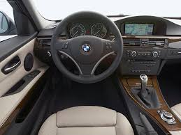 Bmw 330 Interior Bmw 3 Series 2009 Pictures Information U0026 Specs