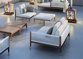 Smania Amalfi Garden Sofa Garden Furniture Garden Sofas - Italian outdoor furniture
