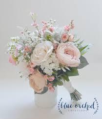 silk bridal bouquet 19 gorgeous silk bridal bouquets the overwhelmed