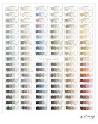 annie sloan colour chart website inspiration paint color sample