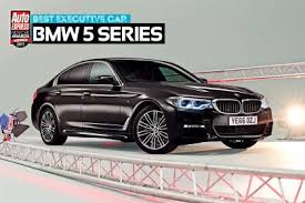bmw car of the year executive car of the year 2017 bmw 5 series car awards 2017