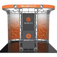 helios orbital express truss exhibit