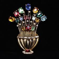 164 best eisenberg jewelry images on vintage costume