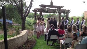 wedding venues in amarillo tx wedding at botanical garden sound provided by all about