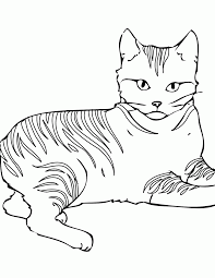 Cat Halloween Coloring Pages by Pete The Cat Halloween Coloring Page Kids Coloring