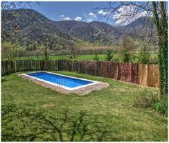 chambre naturiste gite rural avec piscine au sel naturiste à girona
