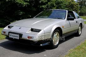 nissan 300z sold nissan 300zx u0027targa u0027 coupe auctions lot 9 shannons