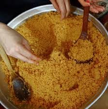 cuisine patrimoine unesco projet commun du maghreb de faire inscrire le couscous au