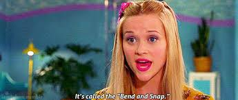 Legally Blonde Meme - legally blonde bend and snap gif find share on giphy