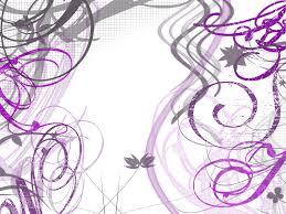 banilung purple wallpaper designs