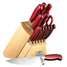 kitchen knives block set kitchen cool hampton forge knife set design for your kitchen