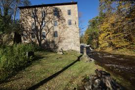own an old abandoned stone mill now a home steeped in history