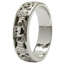 titanium celtic wedding bands titanium celtic knot wedding ring alluring wedding rings