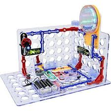 snap circuits lights electronics discovery kit snap circuits 3d illumination electronics discovery kit for kids