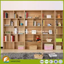 modern k d melamine bookcase with study table buy bookcase