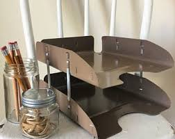 2 Tier Desk by Tiered Organizer Etsy