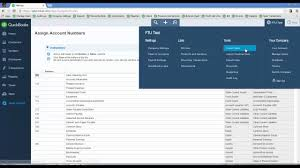 Quickbooks Chart Of Accounts Excel Template Importing Chart Of Accounts Into Quickbooks And Related