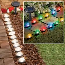 Landscape Path Lights by Smith Hawken Smith And Hawken Solar Path Light Set