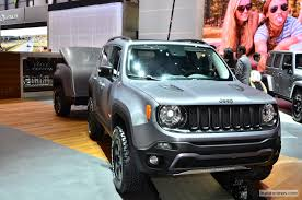 jeep renegade concept 2015 geneva motor show jeep renegade hard steel concept revealed