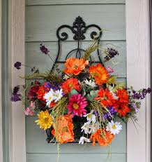 southern seazons spring front porch decor