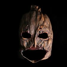 scary props tree scary mask grimace party mask horror