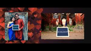 pre wedding and invitation video of souvik and priya whatsapp