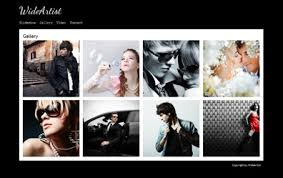 Photography Websites Portfolio Photography Website Templates For Photographers