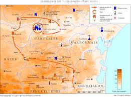 siege of carcassonne oliver de termes
