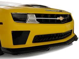 ground effects for 2010 camaro 5 camaro ss v8 2010 2013 lip spoiler trim kit w rs ground