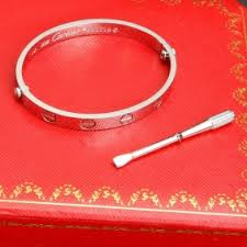 stainless steel love bracelet images Classica fashion celebrities cartier love bracelets collection jpg