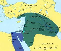 Babylonian Empire Map Lexikon Bibelwissenschaft De