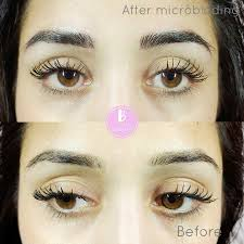 hair stroke eyebrow tattoo in vancouver b for brows