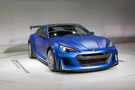 subaru supercar 2015 subaru brz sti performance concept hd pictures