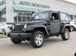 jeep wrangler for sale in used jeep wrangler for sale in arlington tx 133 used wrangler