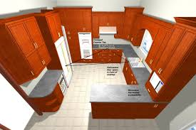 kitchen design zones interior design